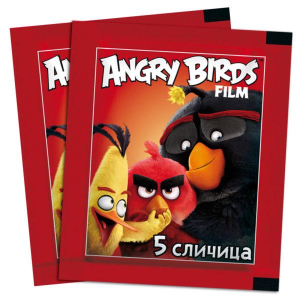 Angry Birds – Sličice